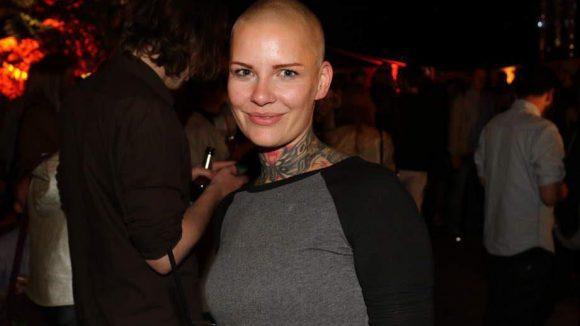 """... außerdem Sängerin Judith van Hel, bekannt aus der TV-Show """"The Voice of Germany""""."""