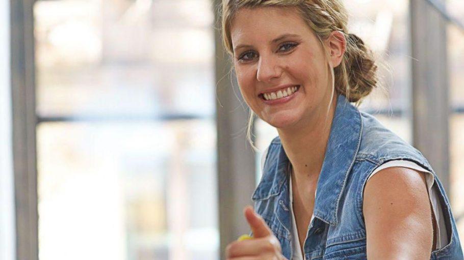 Fernsehköchin Felicitas Then eröffnet für vier Wochen in Berlin ein eigenes Restaurant.