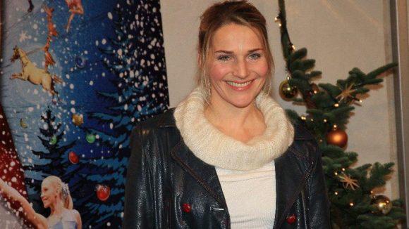 Fernseh- und Theaterschauspielerin Tanja Wedhorn.