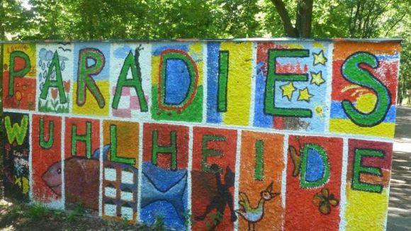 Im Ferienparadies FEZ in der Wuhlheide öffnete der jüngste Kiez Berlins. Wilkommen in FEZitty!