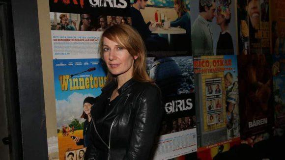 """Megan Gay ist die Hauptdarstellerin in der neuen Sci-Fi-Satire """"Art Girls"""", die im Moviemento gezeigt wurde."""