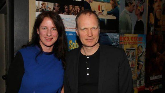 Regisseur Robert Bramkamp mit Produzentin Susanne Weirich.