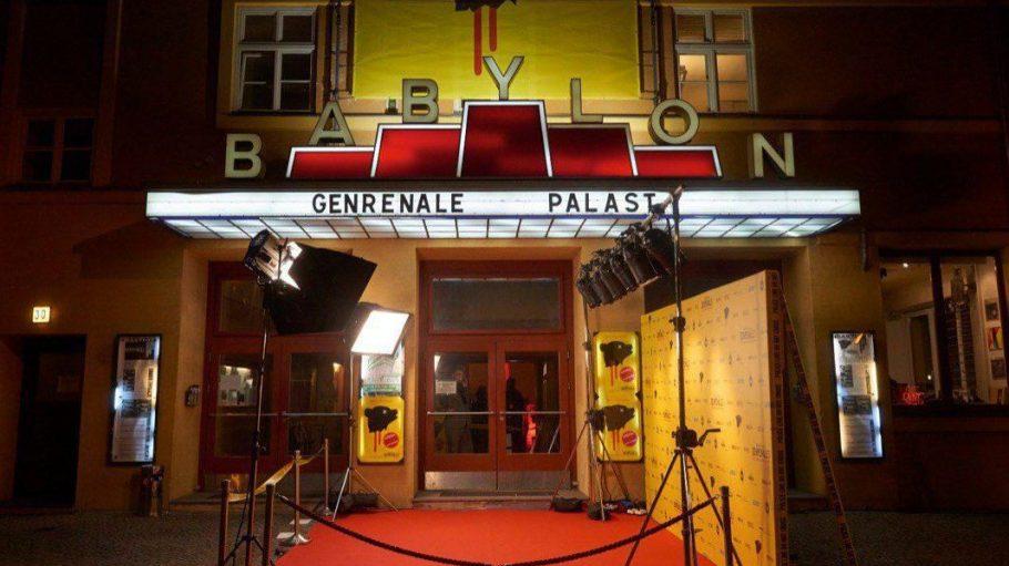 """Zum vierten Mal bespielt die """"Generale"""" gemeinsam mit Tele5 das Babylon. Auf dem Programm: Gute deutsche Filme."""