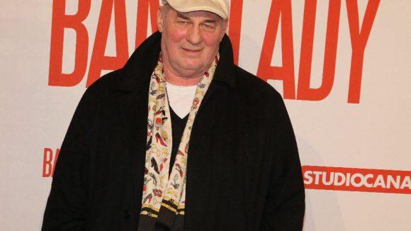 """Schauspieler Heinz Hoenig (""""Das Boot"""")."""