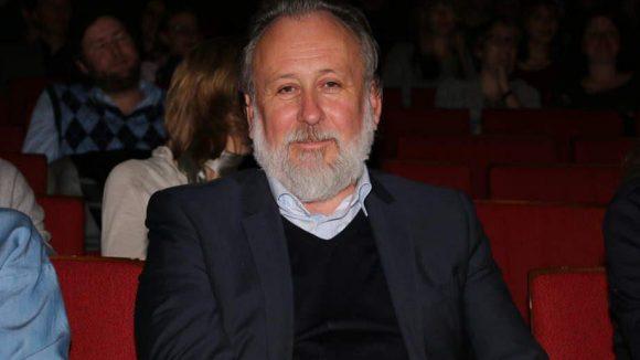 """Im Publikum saß Schauspieler und Musiker (""""Supergeil"""") Friedrich Liechtenstein."""