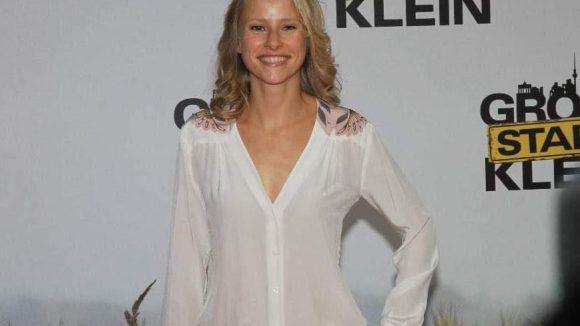 """Schauspielerin Susanne Bormann (""""Rubbeldiekatz"""", """"Russendisko"""")."""