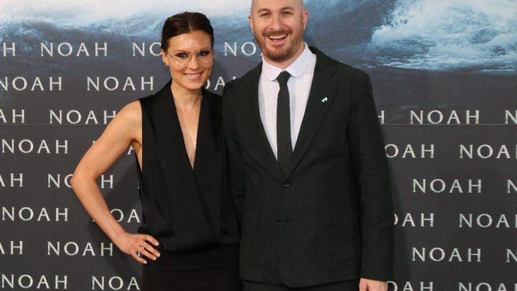 """""""Noah""""-Regisseur Darren Aronofsky brachte seine ebenfalls nicht ganz unbekannte Frau Rachel Weisz mit."""
