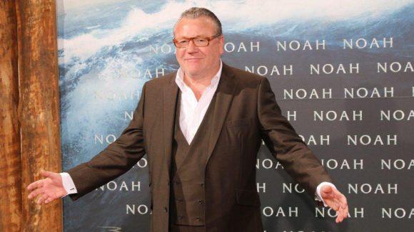 """Der in Großbritannien sehr bekannte Schauspieler Ray Winstone ist in """"Noah"""" Gegenspieler von Hauptdarsteller Russell Crowe."""