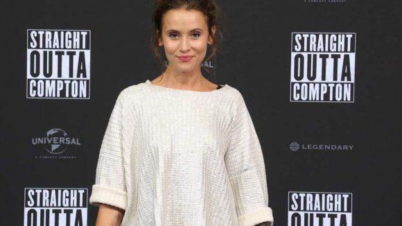 """Peri Baumeister (""""Feuchtgebiete"""") ist die Schwester von Muriel Baumeister und ebenfalls Schauspielerin."""