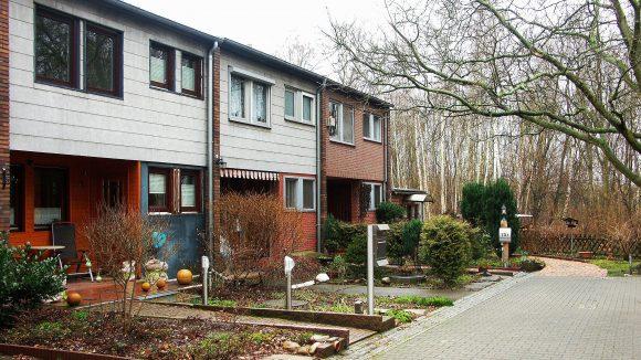 Von Skandinaviern erbaut: Die Finnenhaus-Siedlung in Kladow