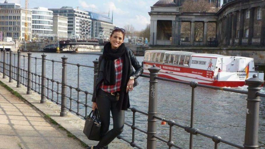 Einer von Fiona Erdmanns Lieblingsorten ist die Museumsinsel.