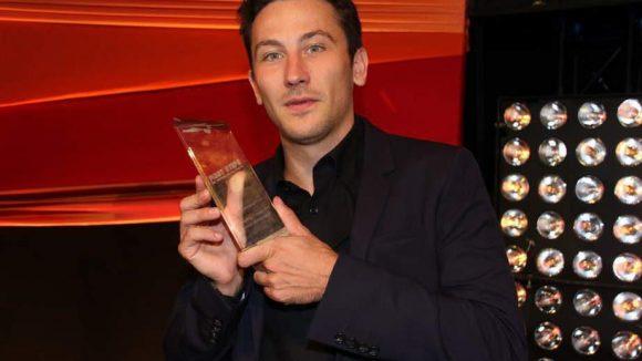 "Den Michael-Ballhaus-Preis durfte Kameramann Johannes Waltermann für ""After Spring Comes Fall"" entgegennehmen."