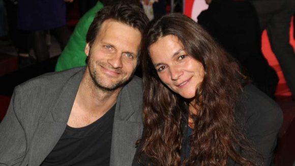 Abschließend kommt mit Filmemacher Markus Goller und Katja von Garnier noch ein nettes Pärchen aufs Bild.