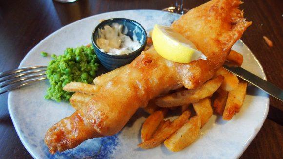 Nicht nur in Großbritannien und den USA sind Fish and Chips beliebt.