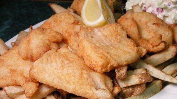 Fish 'n' Chips: Eine Köstlichkeit der britischen Küche, aber nicht die einzige ...