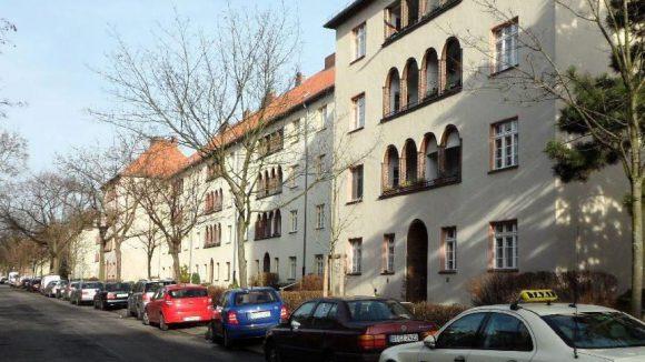 Beschauliches Wohnviertel: Viele Familien zieht es nach Tempelhof.