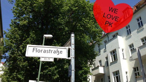 Willkommen im beschaulich-gemütlichen Florakiez!