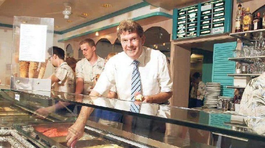 Olaf Höhn, der Chef von Florida Eis, will so umweltgerecht wie möglich produzieren.