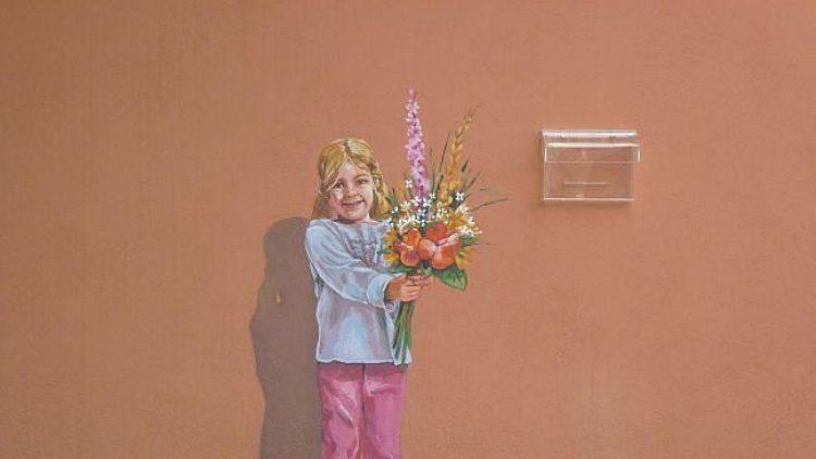 Schon heute ist Nachbarschaftlichkeit mehr als nur ein Wunschbild auf der Marzahner Flower Tower-Fassade.