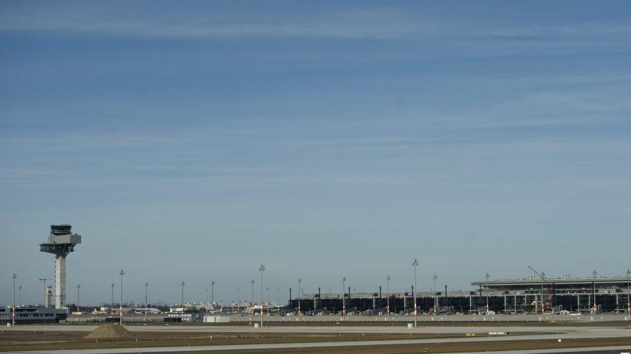Flughafen BER: Wann die ersten Flüge starten, ist nach wie vor ungewiss.