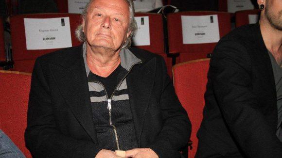 ... der Chef des Hauses, Frank Castorf, ...