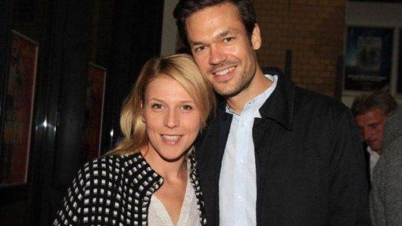 Regisseur Felix Herzogenrath und die österreichische Schauspielerin Franziska Weisz.