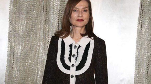 """Zur Eröffnung ein Weltstar: Isabelle Huppert kam zur Vorführung des Films """"Valley of Love"""" bei der Französischen Filmwoche. Neben Gerard Depardieu spielt sie einer der Hauptrollen."""