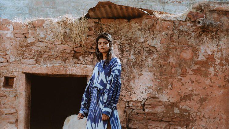 Die Kollektion von dem jungen Berliner Modelabel Zazi Vintage sind online erhältlich.
