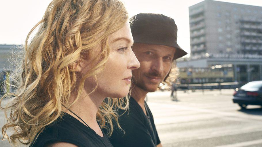 Inga Humpe und Tommi Eckart bringen am 16. Juni ihr Doppelalbum Nacht und Tag heraus.