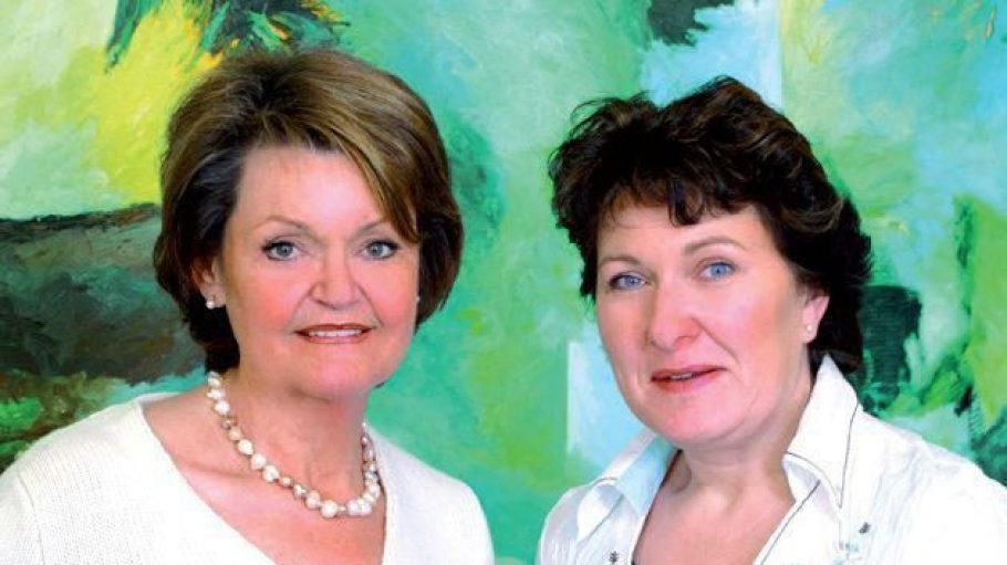 Die Inhaberinnen Ute Gehrke und Katharina Gadow