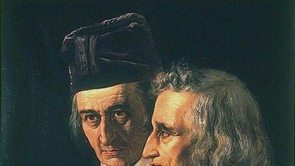 Was hat Berlin eigentlich mit den berühmten Märchen-Sammlern Jacob und Wilhelm Grimm zu tun?