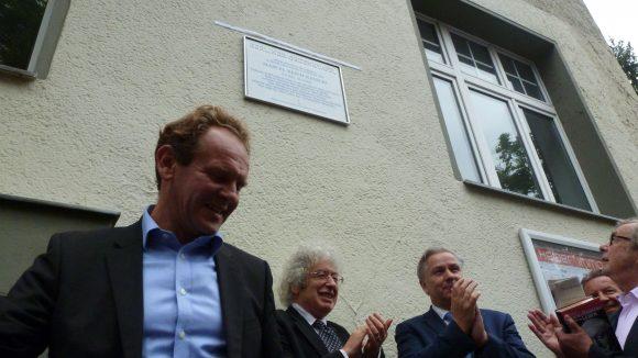 Freude über das Andenken Reich-Ranickis in seiner Geburtsstadt Berlin.