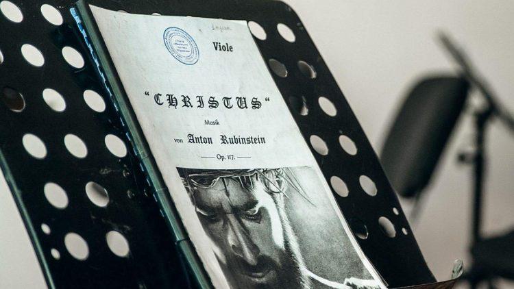 """Die verschollene Oper """"Christus"""" kommt zum ersten Mal seit 122 Jahren wieder auf die Bühne."""