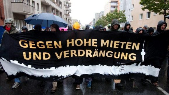 Einer aktuellen Studie zufolge, scheint die Angst vor Gentrifizierung bei den meisten Berlinern noch nicht angekommen zu sein.