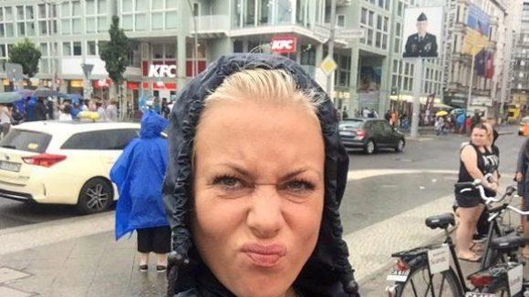 Schmuddelwetter und Fahrradtour durch Berlin passt nicht zusammen? Gerlinde Jänicke hat den Selbstversuch gewagt.