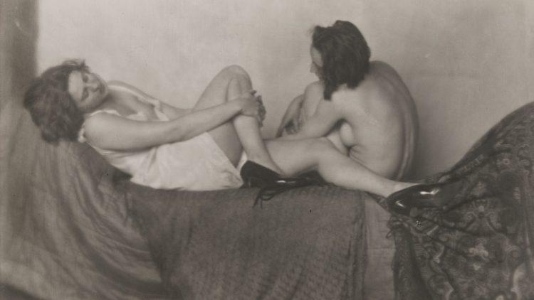 Germaine Krull: Nackte, 1943