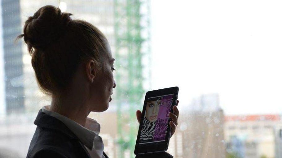 Erotische eBooks fürs Tablet oder Handy.