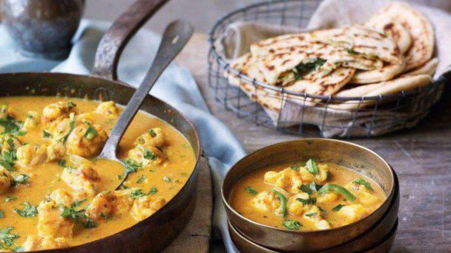 Vergiss den Winterblues und wärme dich mit einem köstlichen Fisch-Curry imChai Wallahs.