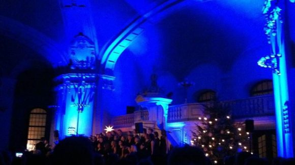 Gospel-Chor im Französischen Dom