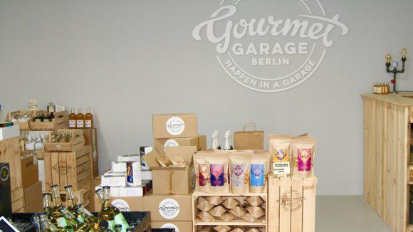 Wenig Schnickschnack, viele gute Produkte: Der Flagship Store der Gourmet Garage.