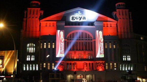 Im Goya am Nollendorfplatz sind nun erstmal die Lichter aus.