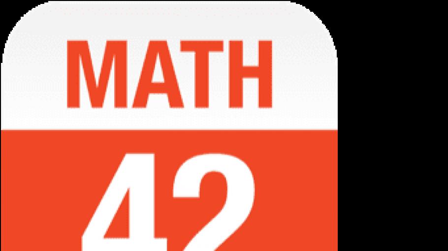 MATH 42 - eine Mathe-Hilfe für Schüler.