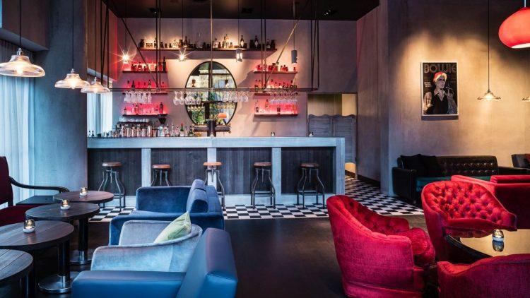 Nix geht mehr ohne Industrial Chic: auch in der neuen Jamboree Bar nicht.