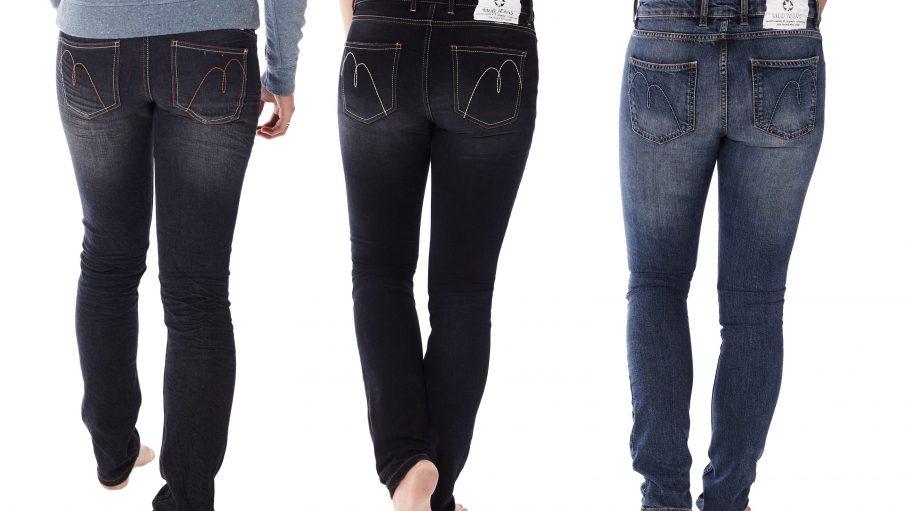 Lease a Jeans: Wir wissen noch nicht, ob wir's gut finden sollen: Das Konzept soll 4000 Liter Wasser je Hose sparen, indem man gegen ein geringes Entgelt eine Jeans least und diese, sollte sie nicht mehr gefallen, schreddern lässt. Danach wird der Rest wieder mit Baumwolle gemischt und wiederverwertet.