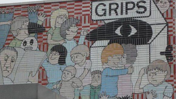 GRIPS ist Vernunft mit Witz; es ist Denken, das Spaß macht.