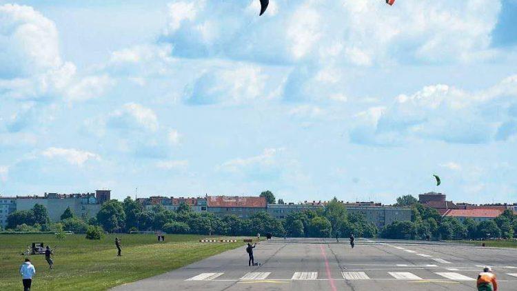 Es ist noch nicht klar, wie die Wohnungsbauten auf dem Tempelhofer Feld einmal genau aussehen könnten.,