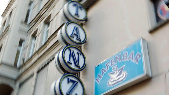Ausgetanzt. Die Hafenbar in der Chausseestraße hat geschlossen, ein neuer Standort eröffnet am 3. Juni.