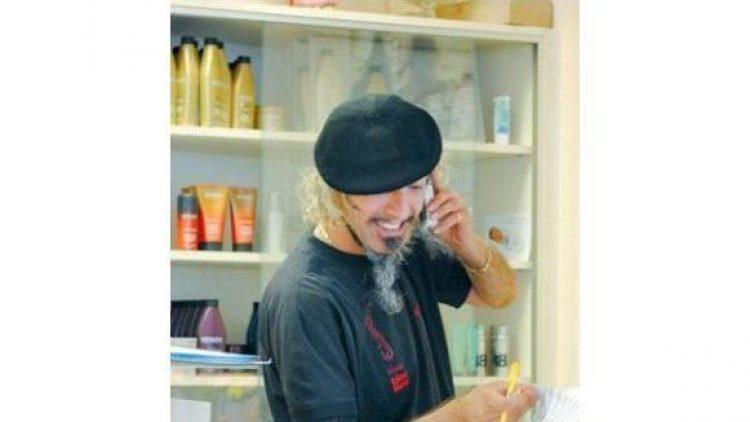 Hakki Nar, der langjährige Geschäftsführer des Salons Mario.