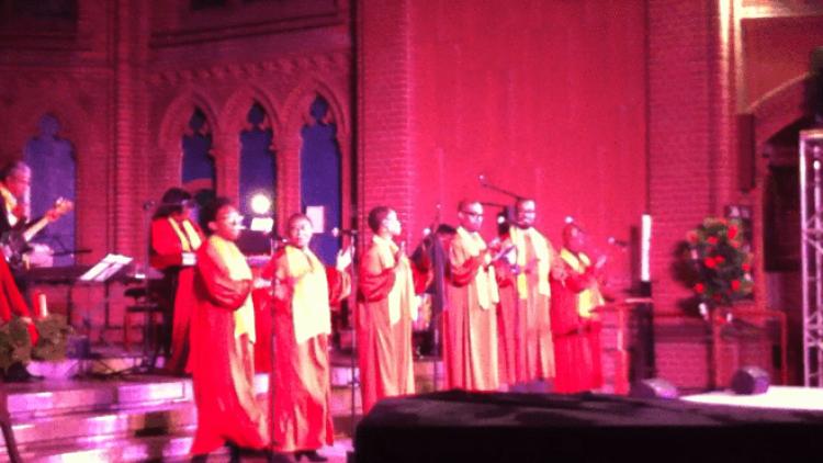 Harlem-Gospel-Night - Gospel-Singer