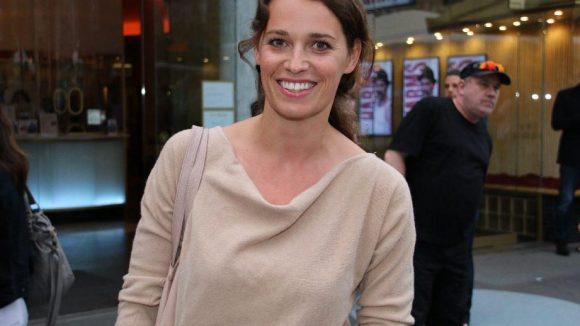 Bei der Premiere ebenfalls anwesend waren Schauspielerin Stefanie Schuster, ...